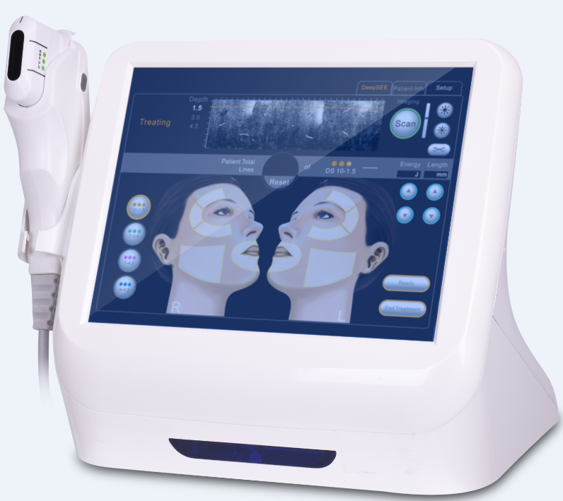 High Intensity Focused Ultrasound (HIFU) Therapy system